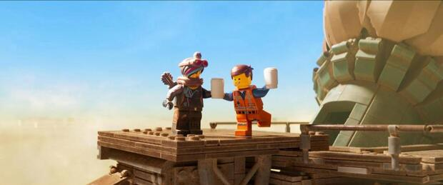 The Lego Movie II