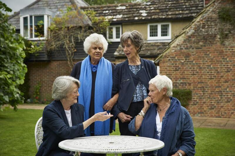 Tea with the Dames: Ein unvergesslicher Nachmittag