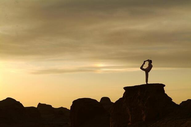 Yoga: Die Kraft des Lebens