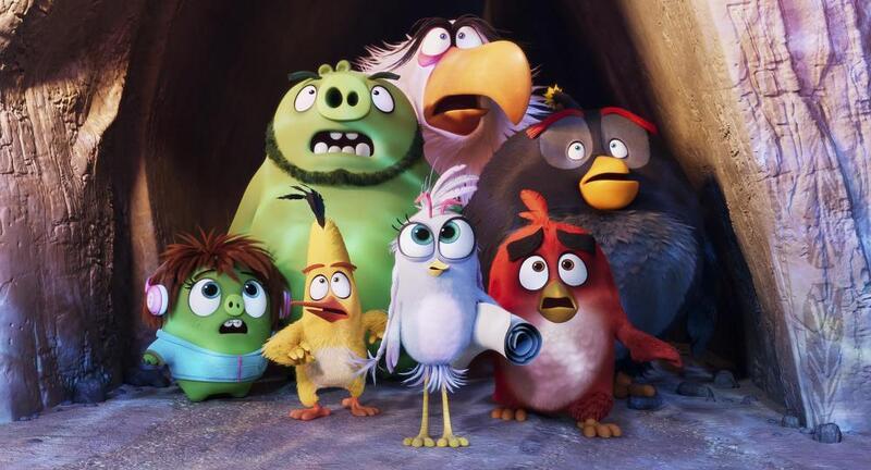 Angry Birds 2: Der Film