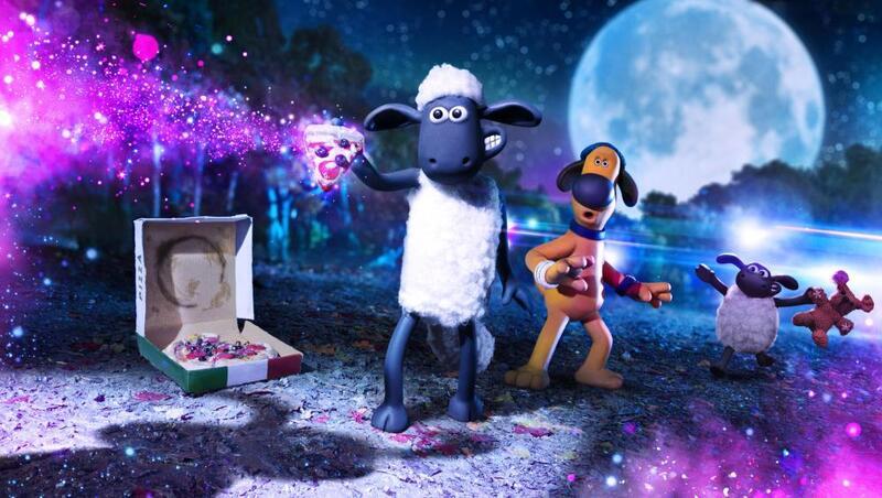 Shaun das Schaf: Der Film: UFO-Alarm