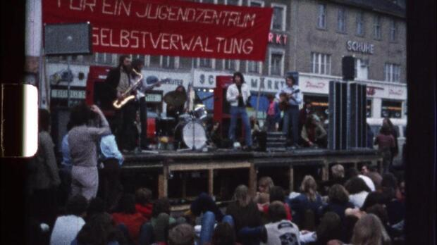 Freie Räume – Eine Geschichte der Jugendzentrumsbewegung
