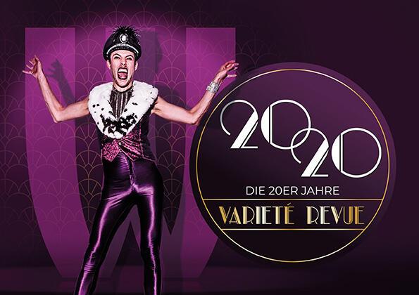 20 20 – Die 20er Jahre Varieté Revue