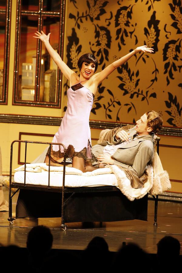 CABARET - Das Berlin-Musical | Barbara Braun / TIPI AM KANZLERAMT