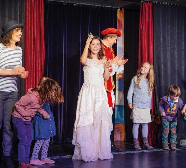 Aschenputtel – Mitspieltheater
