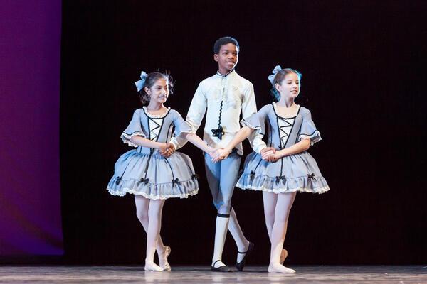 Kinder tanzen: Der Nussknacker | Yan Revazov / KBKB | general_use