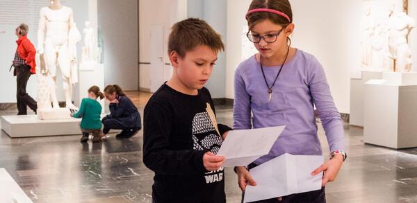 Veranstaltung im Alten Museum | © Staatliche Museen zu Berlin, Altes Museum / Valerie Schmidt