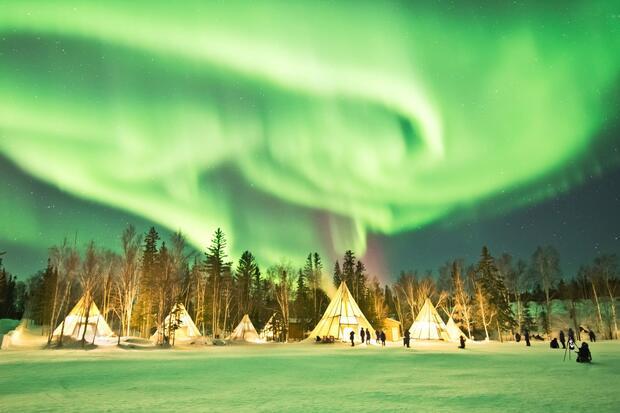Aurora – Wunder des Nordlichts