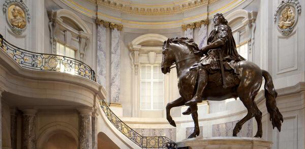 Die Große Kuppel des Bode-Museums | © Staatliche Museen zu Berlin / Achim Kleuker