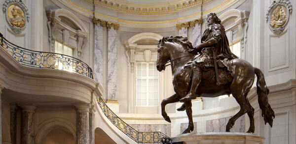 Die Große Kuppel des Bode-Museums   © Staatliche Museen zu Berlin / Achim Kleuker