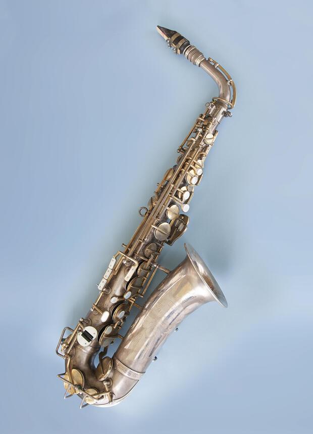 Berliner Wegbereiter des Saxophons: Gustav Bumcke und Ingrid Larssen