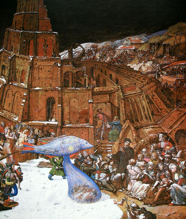 Die Bibel in Bildern – die 5 Bücher Mose