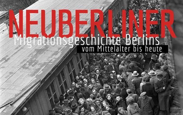 "Cover des Buches ""Neuberliner"" (Ausschnitt) | © Elsengold Verlag"