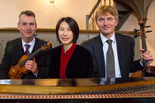 Trio Margaux | (c) Frederik Bewer