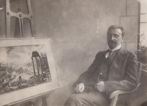 Eduard Norden – ein Lichterfelder Gelehrter zwischen Ruhm und Exil