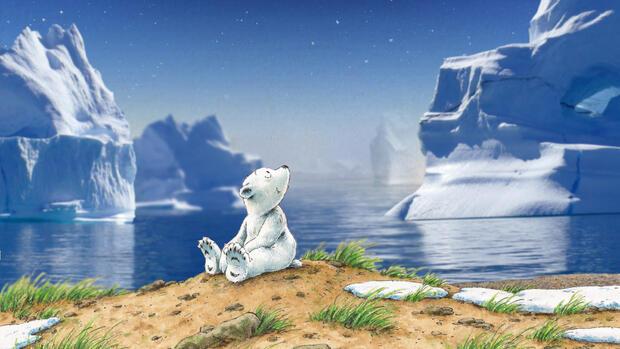 Lars – der kleine Eisbär