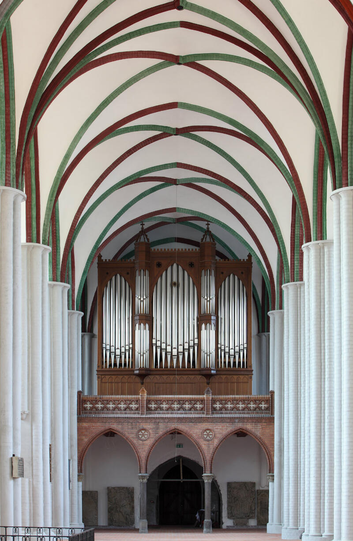 Nikolai-Musik am Freitag – Orgelmusik zum Wochenausklang