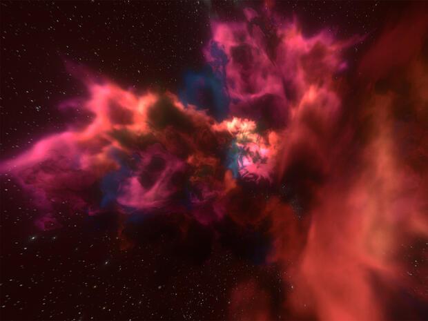 Phantastisches Weltall