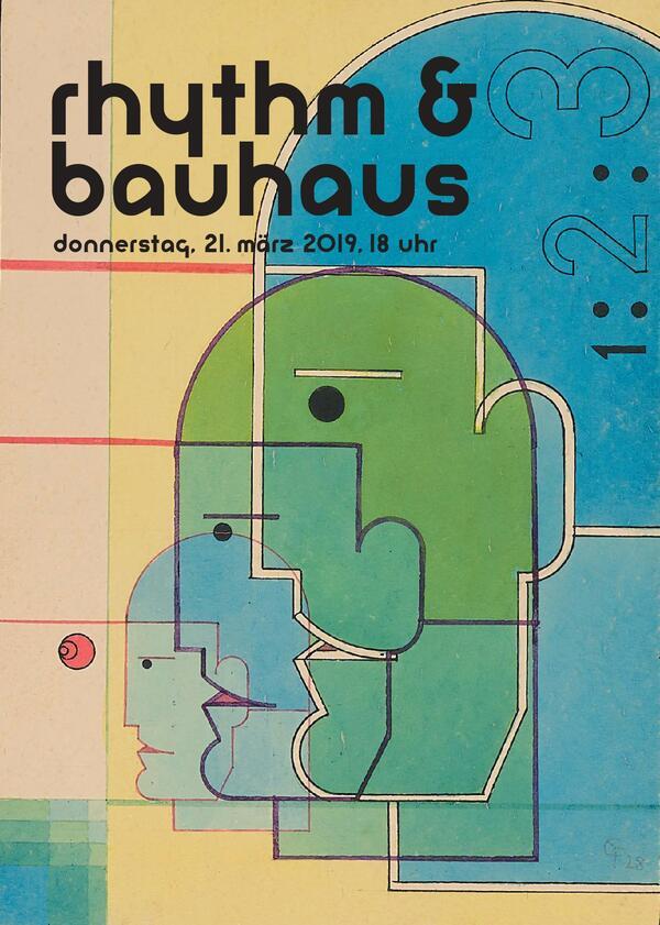 Motiv: Gerwin Schmidt, 2019, unter Verwendung von: Erich Fritzsche, o.T., 1928 | Sammlung Fritz Zuschlag, Bodo Wieneke-Zuschlag, Köln