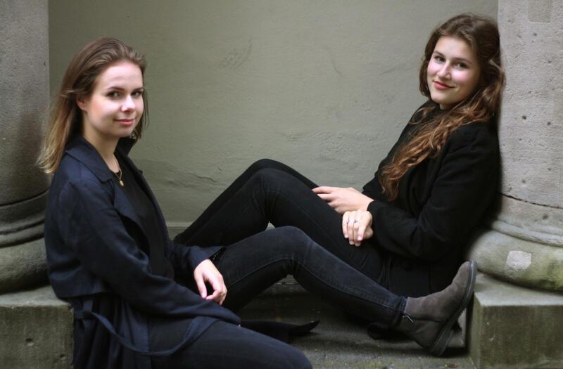 Duo Berlin – Dorothea Stepp und Milena Wilke