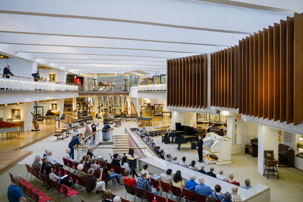 The Mighty Wurlitzer in Concert – Orgelkonzert