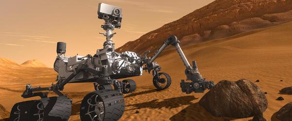 Bild  © NASA / JPL