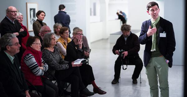 Zirkeltraining in der Berlinischen Galerie | © Harry Schnitger