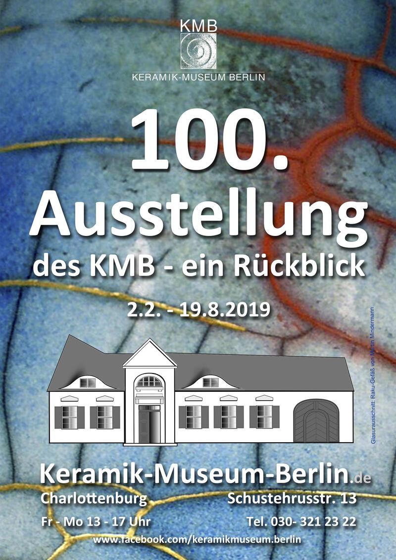 100. Ausstellung des KMB – ein Rückblick