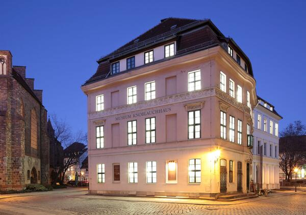 Knoblauchhaus   Michael Setzpfandt