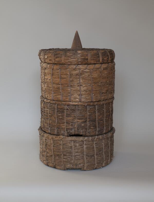 Kanitzkorb Entwicklung um 1852 | © Stiftung Domäne Dahlem