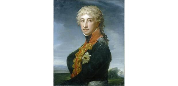 Der preußische Apoll – Prinz Louis Ferdinand (1772-1806)