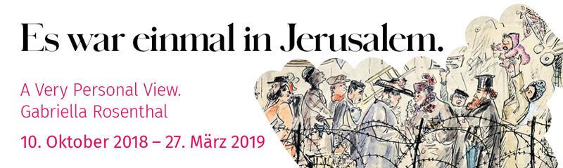 Es war einmal in Jerusalem. A Very Personal View. Palestine-Israel, 1938-1955