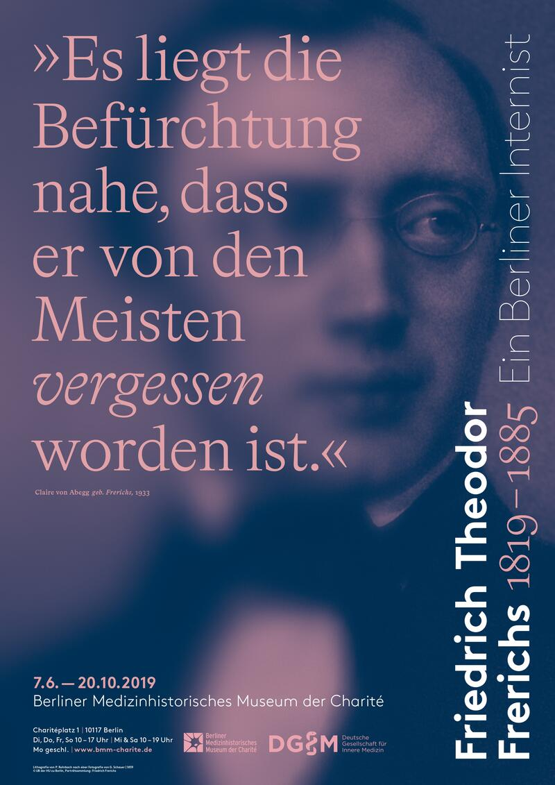 Friedrich Theodor Frerichs 1819-1885: Ein Berliner Internist