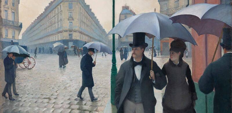 Gustave Caillebotte. Der malende Mäzen der Impressionisten
