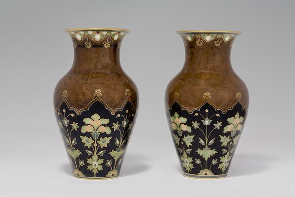 Porzellane der Königlichen und später Staatlichen Porzellan-Manufaktur Berlin (KPM) | © SPSG / Fotos: Franca Wohlt