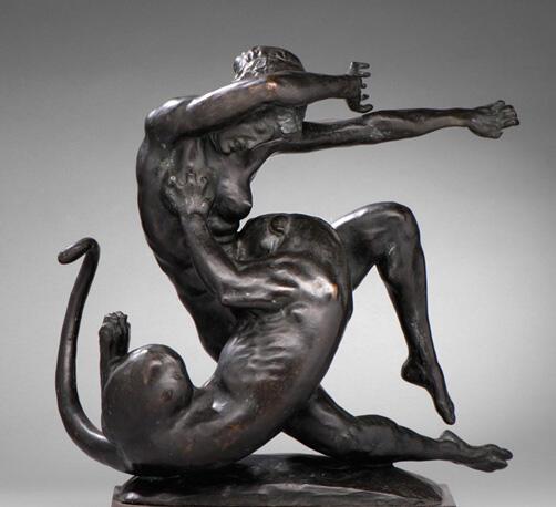 Inspiration Afrika. Ein Kontinent im Blick der deutschen Bildhauerei im 20. Jahrhundert