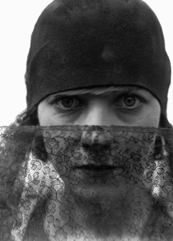 Porträt von Hedwig (Speedy) Schlichter, 1929 Quelle: Deutsche Kinemathek – Fotoarchiv,  Foto: Hans G. Casparius © Deutsche Kinemathek – Hans G. Casparius | © Deutsche Kinemathek – Hans G. Casparius
