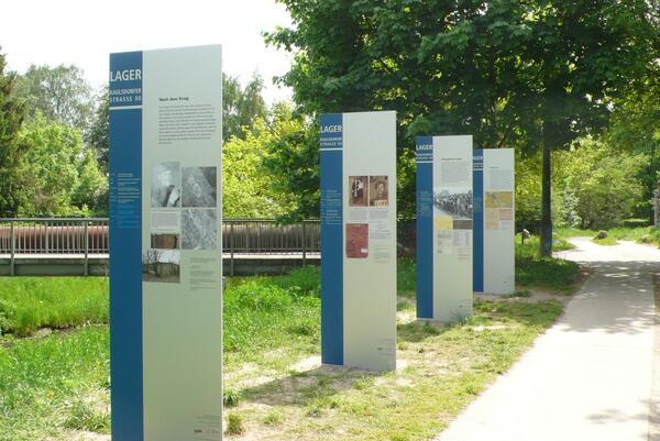 Ausstellung Lager Kaulsdorfer Straße 90 | © Bezirksmuseum Marzahn-Hellersdorf