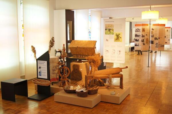 Blick in die Dauerausstellung | © Bezirksmuseum Marzahn-Hellersdorf