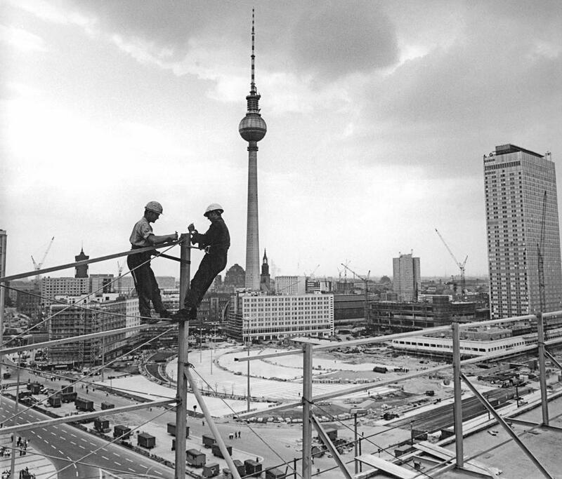 Ost-Berlin. Die halbe Hauptstadt