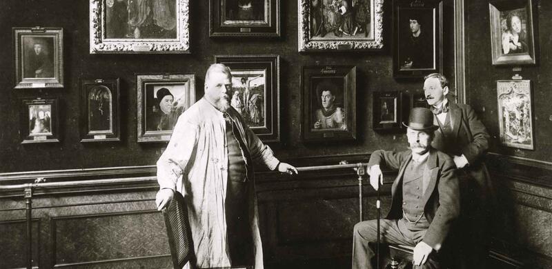 Schilder einer Ausstellung – Bildbeschriftungen der Gemäldegalerie von 1830 bis heute