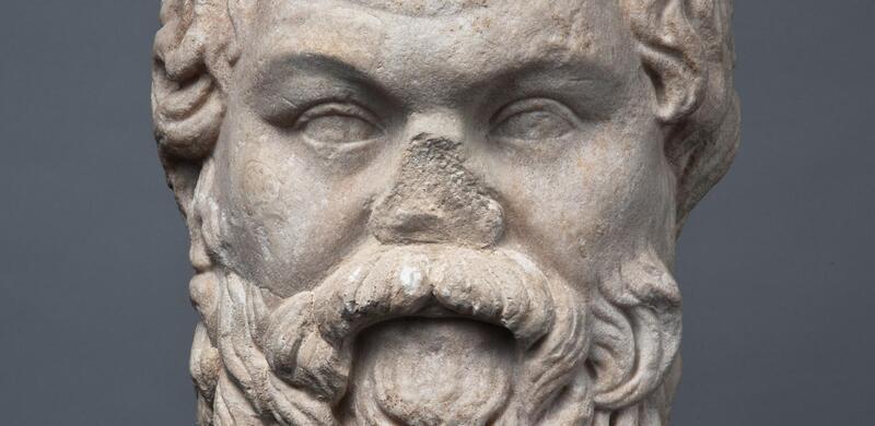 Starke Typen. Griechische Porträts der Antike