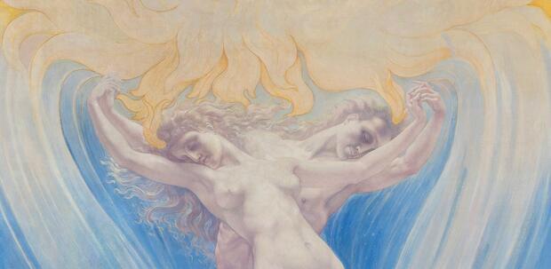 Todessehnsucht und Dekadenz – Der belgische Symbolismus
