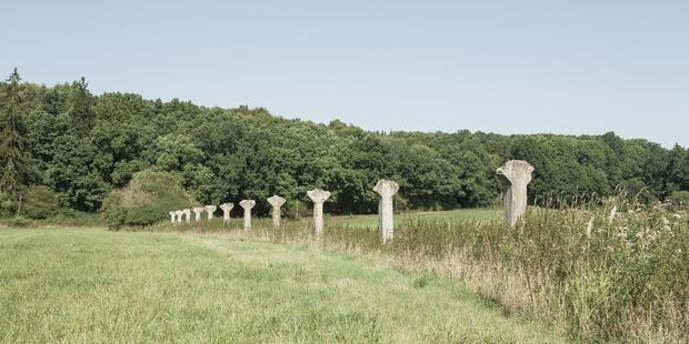 Verlorenes Gedächtnis. Orte der NS-Zwangsarbeit in der Tschechischen Republik