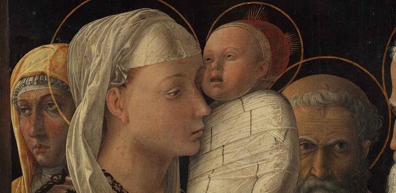 Zu Mantegna und Bellini: Kunsttechnologie und Restaurierung