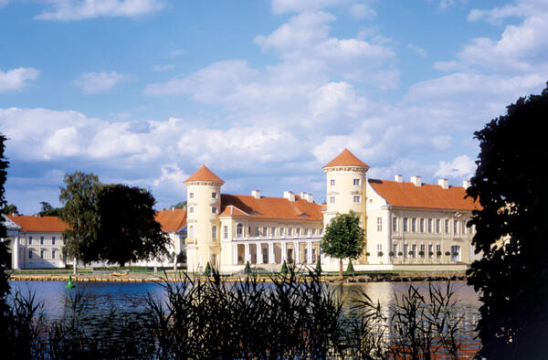 Schloss Rheinsberg | © SPSG / Foto: Hans Bach