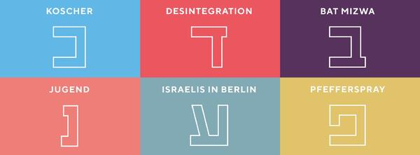 A wie Jüdisch, Jüdisches Museum Berlin | A wie Jüdisch, Jüdisches Museum Berlin