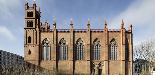 Friedrichswerdersche Kirche | © Staatliche Museen zu Berlin / Maximilian Meisse