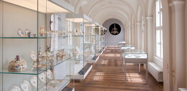 Entdeckungen in Schloss Köpenick – Kunstgewerbe im Fokus