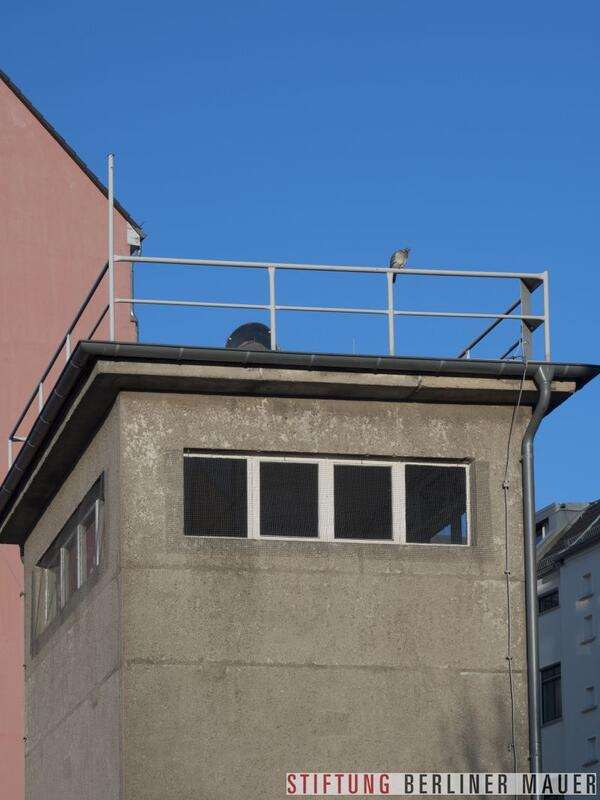 © Stiftung Berliner Mauer